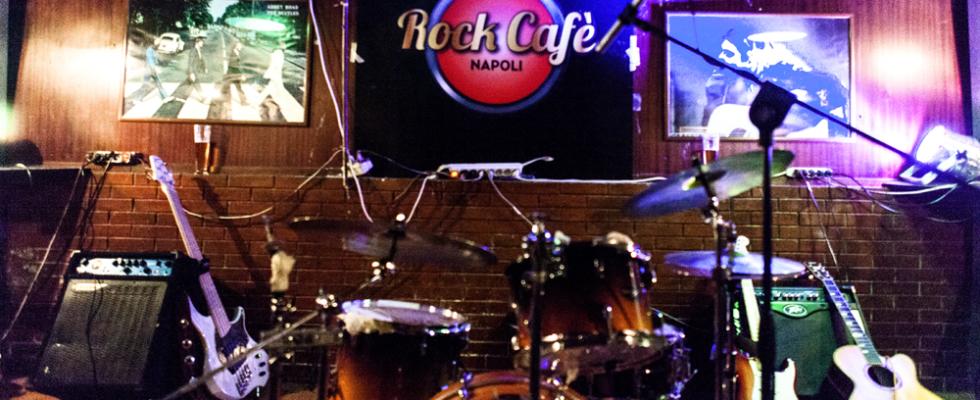 Il Rock Cafè è musica live!